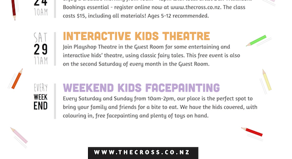 School holidays april website 3