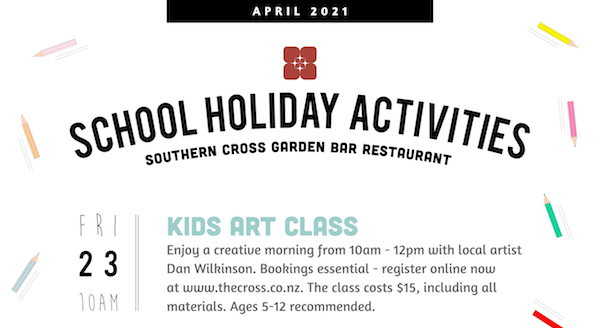 April 2021 school holidays 1